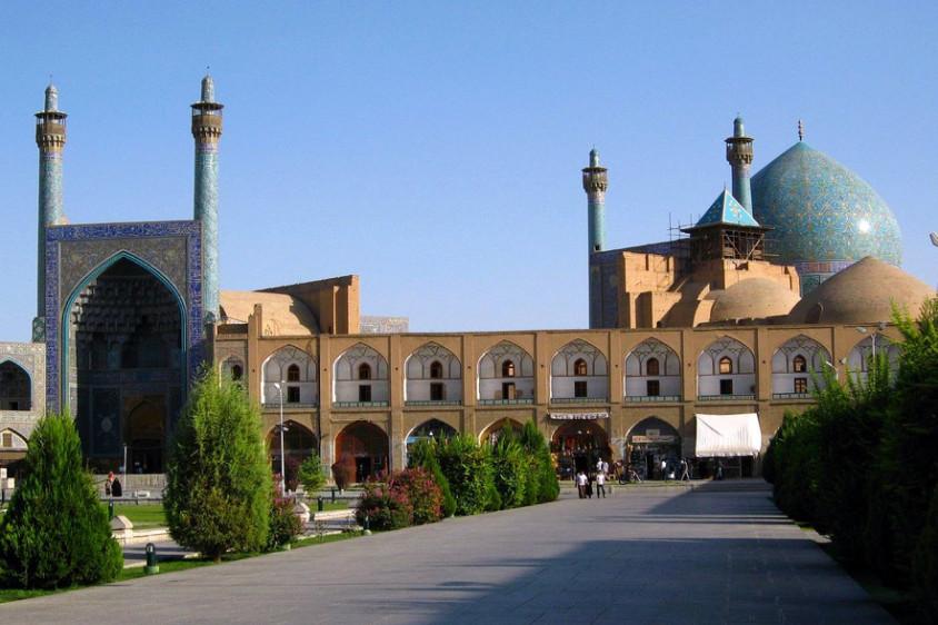 Viaja a Iran Imam Square