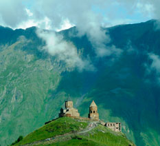 El país del cáucaso - OK