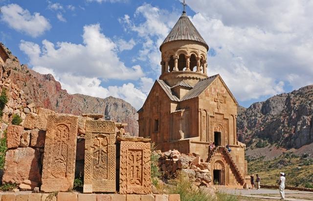 Que ver que hacer en Armenia - Noravank