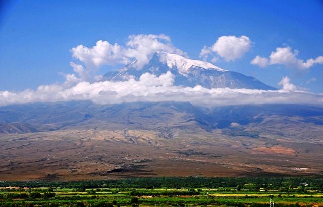 Que ver que hacer en Armenia - Monte Ararat